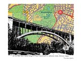 Vista Avenue Bridge Portland