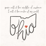 Ohio - Center of My World