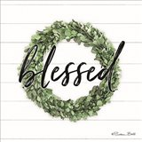 Blessed Boxwood Wreath
