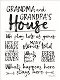 Grandma and Grandpa's House