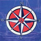 Nautical Compass I