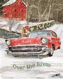 Chevy Christmas Over the River
