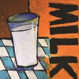 Coffee Shop Milk