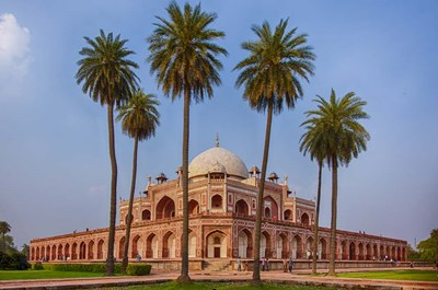 Exterior view of Humayun's Tomb in New Delhi, India Poster by Ralph H. Bendjebar / Danita Delimont for $42.50 CAD