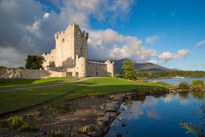 Ross Castle On Lough Leane Near Killarney, County Kerry, Ireland Poster by Brian Jannsen / Danita Delimont for $47.50 CAD