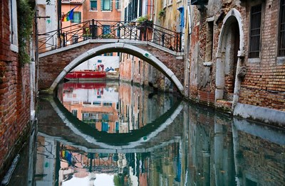Italy, Venice, Canal Poster by John Ford / DanitaDelimont for $67.50 CAD