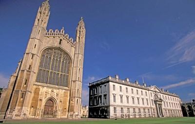 Cambridge Kings College, Cambridgeshire, England Poster by Nik Wheeler / Danita Delimont for $90.00 CAD