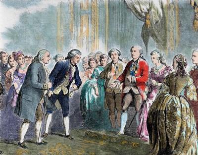 Benjamin Franklin (1706-1790) Poster by Prism / DanitaDelimont for $46.25 CAD