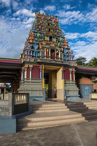 Sri Siva Subramaniya Hindu temple, Fiji Poster by Michael Runkel / DanitaDelimont for $40.00 CAD