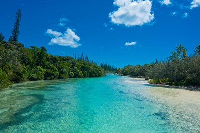 Bay De Oro, Ile Des Pins, New Caledonia Poster by Michael Runkel / DanitaDelimont for $68.75 CAD