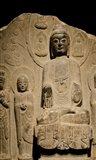 Buddha statue c. 550-577 AD, Shanghai, China