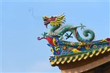 Dragon Sculpture, South Putuo Temple, Xiamen, Fujian Province, China