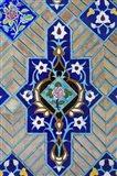 Tilework at Niyavaran Palace Complex, Tehran, Iran