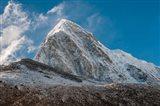 Mt Pumori behind Kala Patthar, Nepal