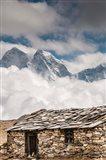 Stone hut, Khumbu Valley, Nepal