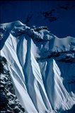 Close-up of Glacier at Chomolonzo, Tibet