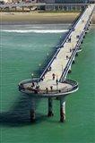 New Brighton Pier, Christchurch, South Island, New Zealand