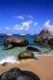 Baths of Virgin Gorda, British Virgin Islands, Caribbean