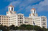 Cuba, Havana, Vedado, Hotel Nacional, exterior