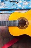 Cuba, Sancti Spiritus, Trinidad, Cuban guitar