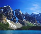 Banff National Park, Moraine Lake, Alberta, Canada - your walls, your style!