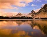 Bow Lake, Banff NP, Alberta, Canada - your walls, your style!