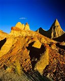 Badlands formations at Dinosaur Provincial Park in Alberta, Canada - your walls, your style!