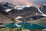 British Columbia, Yoho NP, Lake Oesa