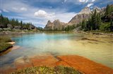 British Columbia, Yoho NP, Opabin Terrace Pools