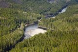 Clearwater River and Valley, Wells Gray, British Columbia