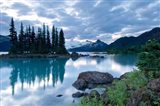 Battleship Islands, Garibaldi Lake, British Columbia