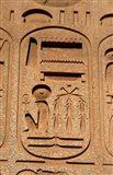 Hieroglyphics, Obelisk, Ramses II, Temple of Luxor, Egypt