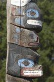 Tseshaht Totem Poles, Port Alberni, British Columbia
