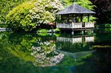 British Columbia, Vancouver, Hately Gardens, Hut