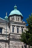 British Columbia, Victoria, Close Up of Parliament Building