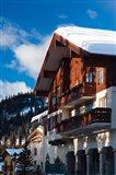 British Columbia, Sun Peaks Resort, ski lodges