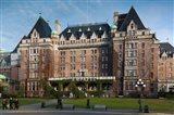 Fairmont Empress Hotel, Victoria, Vancouver Island, British Columbia, Canada