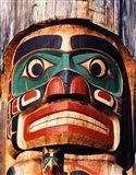 Totem Pole,Vancouver Island