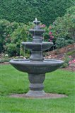 Fountain at KIngsbrae Garden