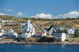 Fishing Village in Labrador