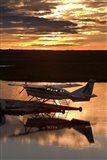 Plane on Whitefish Lake