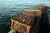 Nova Scotia, Cape Breton, Lobster Traps