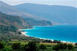Ionian Sea and Borsh Beach