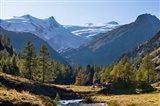 Glacier Schlatenkees, Austria