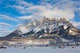 Wetterstein Mountains, Mt Zugspitze