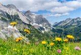 Karwendel Mountain Range