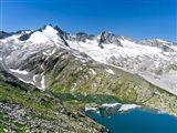 Reichenspitz Mountain Range