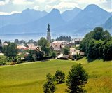 Lake St Wolfgang, Austria