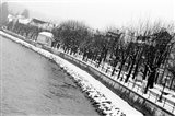 River Salzach in Winter