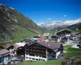 Obergurgl, Otztal Alps, Tyrol, Austria